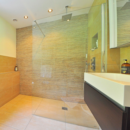 Bespoke Shower Screens
